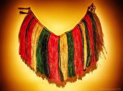 Seulolu (Grass Skirt) Milne Bay