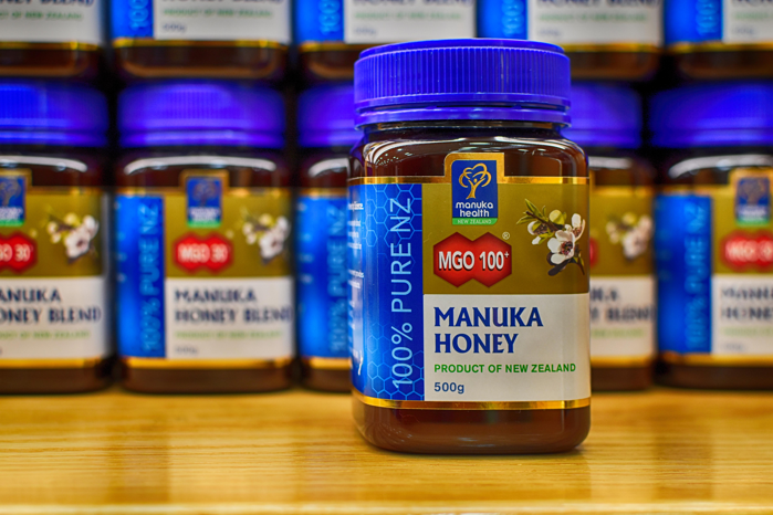 Health NZ Manuka Honey