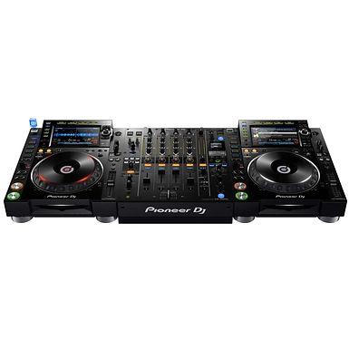 Pioneer Nexus 2 DJ Package