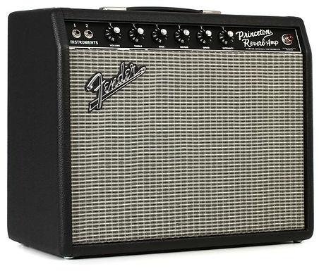 Fender Princeton Reverb Guitar Amplifier
