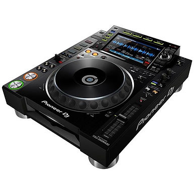 Pioneer CDJ2000 NXS-2 DJ Turntable