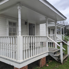 Shotgun Houses, Historic Preservation / Renovation