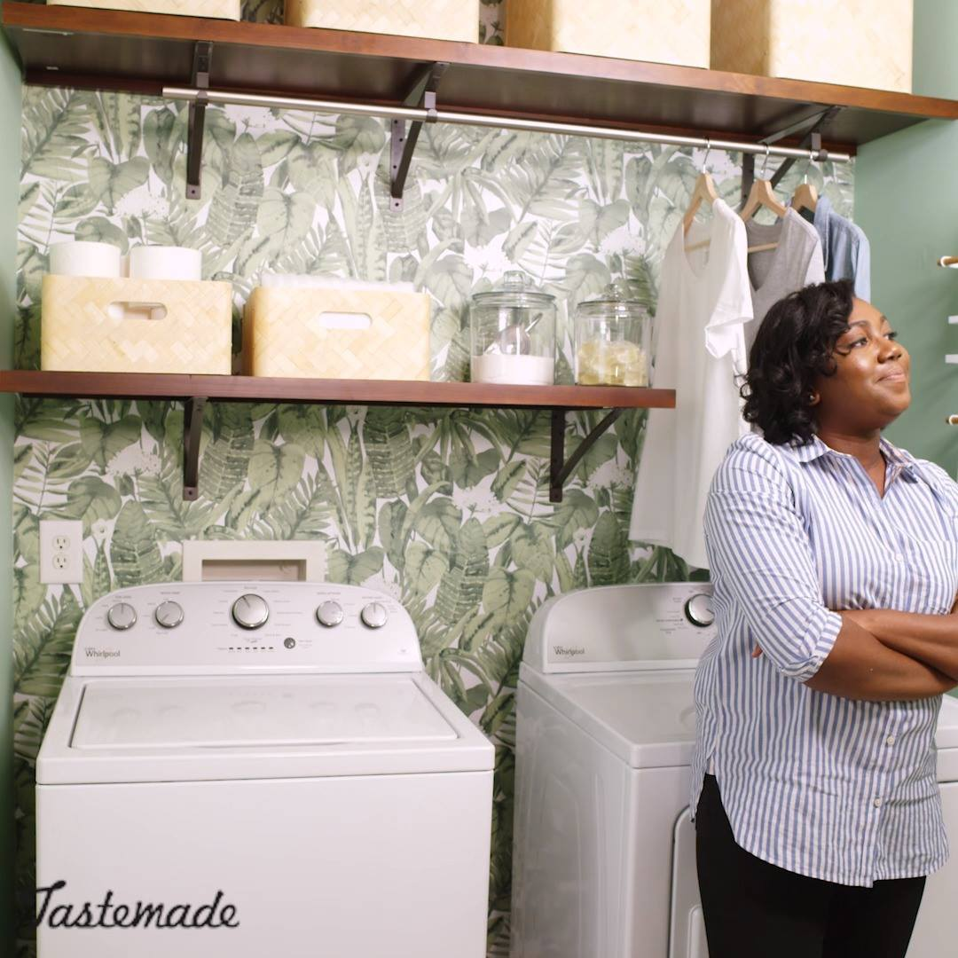 Weekend Refresh: The Laundry Room