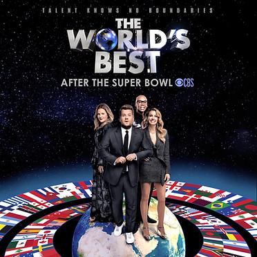 CBS The World's Best