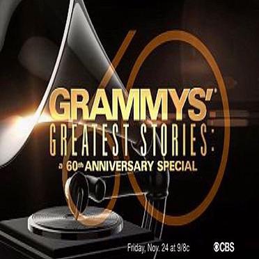 GRAMMY'S GREATEST STORIES
