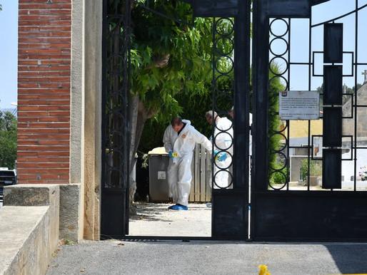 (08/07) (P.O) : Une jeune fille découverte assassinée dans le cimetière