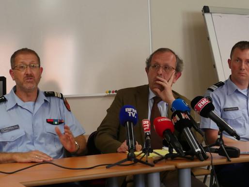 (10/07) Quarante gendarmes mobilisés pour identifier un suspect