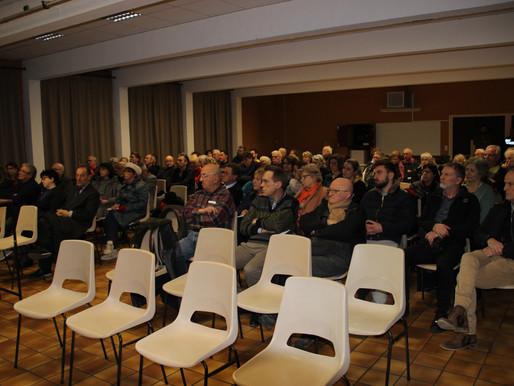 (25/01) Limoux : l'avant projet de réhabilitation du centre ville n' a pas fait l' unanimité