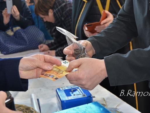 (19/02) Succès des ventes pour le premier marché aux truffes de Castelnaudary
