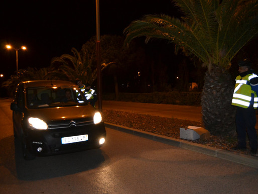 (01/05) Aude : 502 dépistages d' alcoolémie réalisés le week-end dernier par les brigades