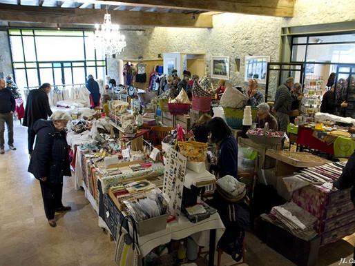 (15/01/2019) Limouxin : 500 visiteurs au salon des créateurs de Saint- Polycarpe