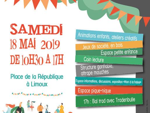 (15/05) Nouvelle édition de la Fiesta Familia ce samedi 18 mai