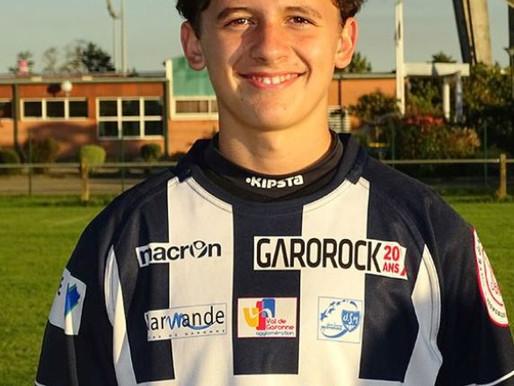 (07/05) Le jeune rugbyman U16 de L' US Marmande ,Pierre Launet, est décédé .