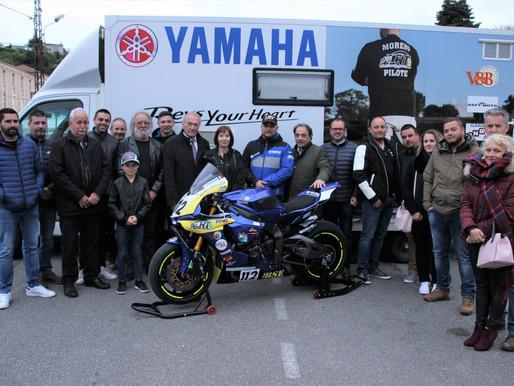 (05/05) Un super motard limouxin engagé en championnat national Ultimate Cup Hypersport
