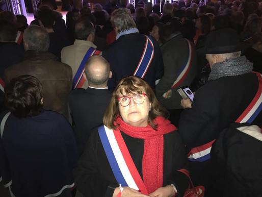 (21/02) La lettre réponse de la députée Mireille Robert aux gilets Jaunes de Limoux