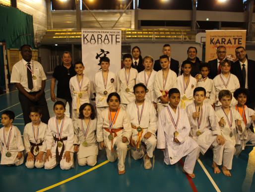 (20/05) Limoux : 140 participants au trophée Karaté de la ville.