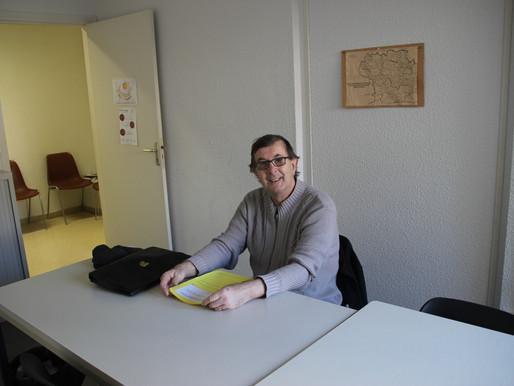 (13/03) Patrick Meyer du Mouvement Citoyen Limouxin obtient sa permanence