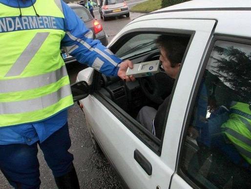 Aude :  Encore six rétentions de permis de conduire pour le week-end dernier