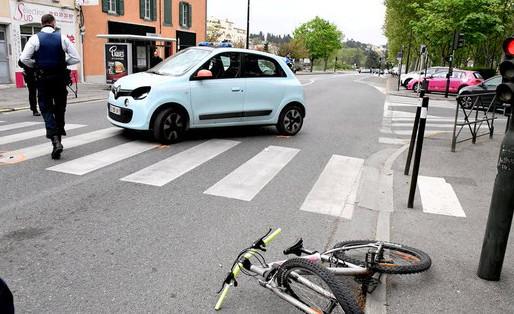 (24/04) Un cycliste grièvement blessé dans les rues de Carcassonne