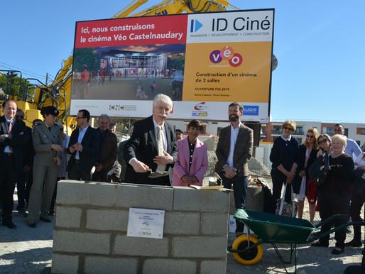(27/02) Lancement officiel du futur complexe cinématographique de Castelnaudary.