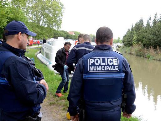 (28/04) Aude :  Le cadavre découvert dans le canal du midi toujours pas identifié