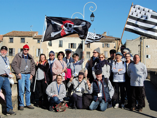 (27/02) Dix huit bretons font 900 km pour voir le carnaval de Limoux
