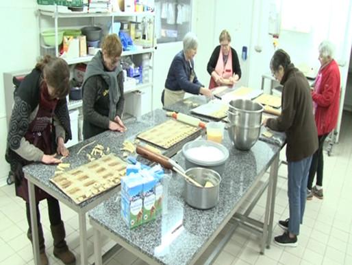(21/02) Limoux : des pébradous pour aider à la réfection du château de Flandry