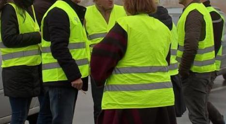 (06/05) Des seniors en gilet jaune placés en garde à vue ce samedi à Carcassonne