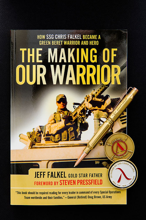 """The Making of """"OUR"""" Warrior"""