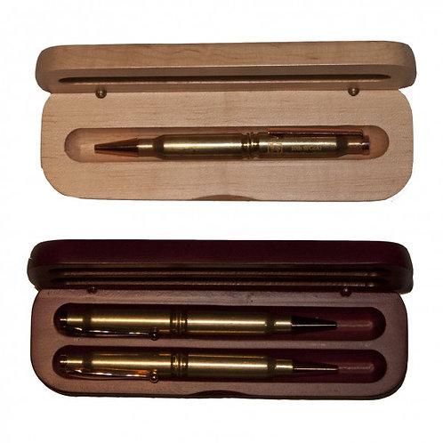 JBP Engravable Wood Display Case (Single)