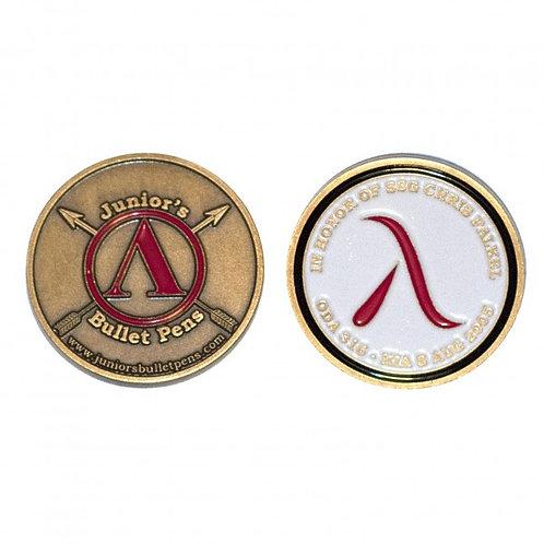 JBP Challenge Coin