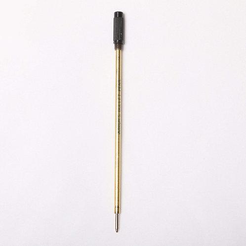 JBP Rich Black Ink Refill, Medium Ball Point-3 Pack