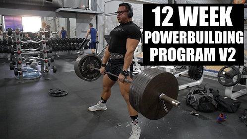 12 Week Power-Building Program V2