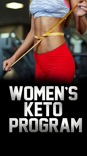 Women's Keto Program