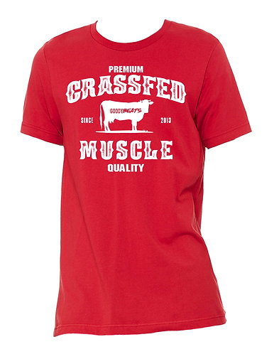 """Grass-fed Muscle """"Eat Meat"""""""