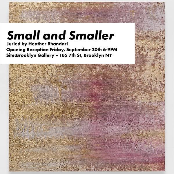 Small-Smaller-Artist-Promotion-SiteBrook
