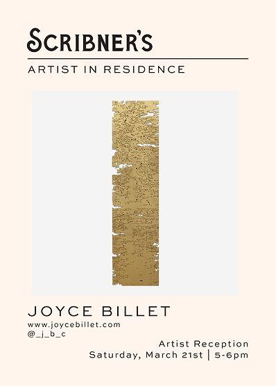 Joyce Billet Scribner's