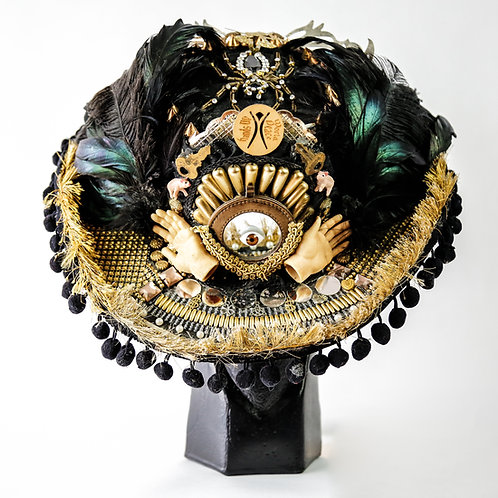 Sombrero Hacienda (bajo pedido)