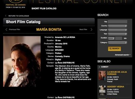 """""""MARIA BONITA"""""""