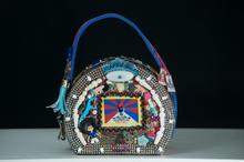 free tibet clutch amanda de la rosa