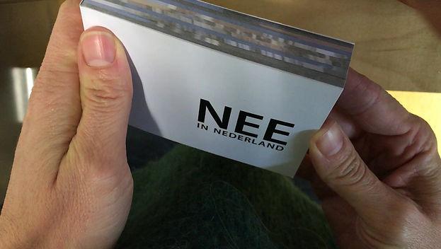 Folioscoop NEE in Nederland