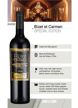 Bizet et Carmen – Special edition (phiên