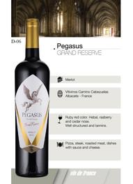 Pegasus Grand reserve – Merlot