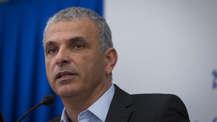 Moshe KAHLON, Ministre des Finances Israélien