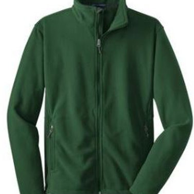 Bromley East Charter Adult Zipper Fleece