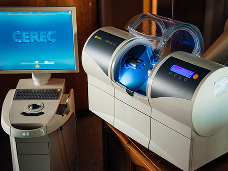 What is CEREC and why is it the fastest way to make a beautiful crown?