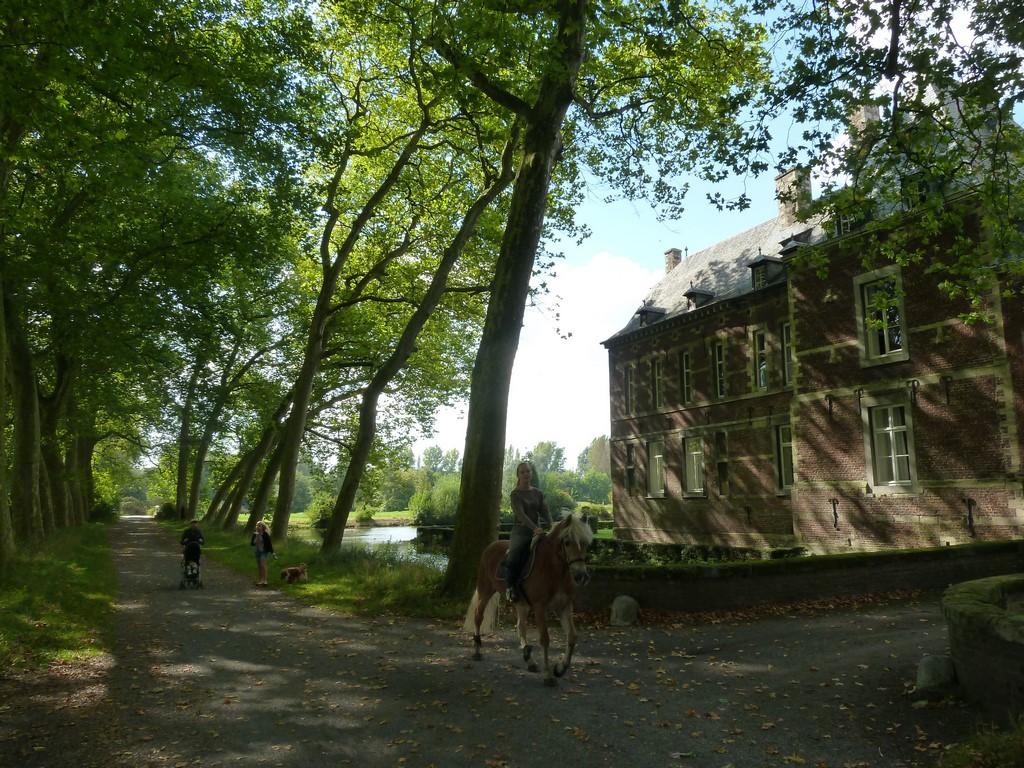 Waterkasteel Schoonbeek