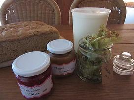 Biologisch, fair-trade ontbijt op De Krekelwei