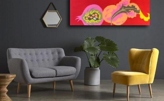 Serie: jardín interior