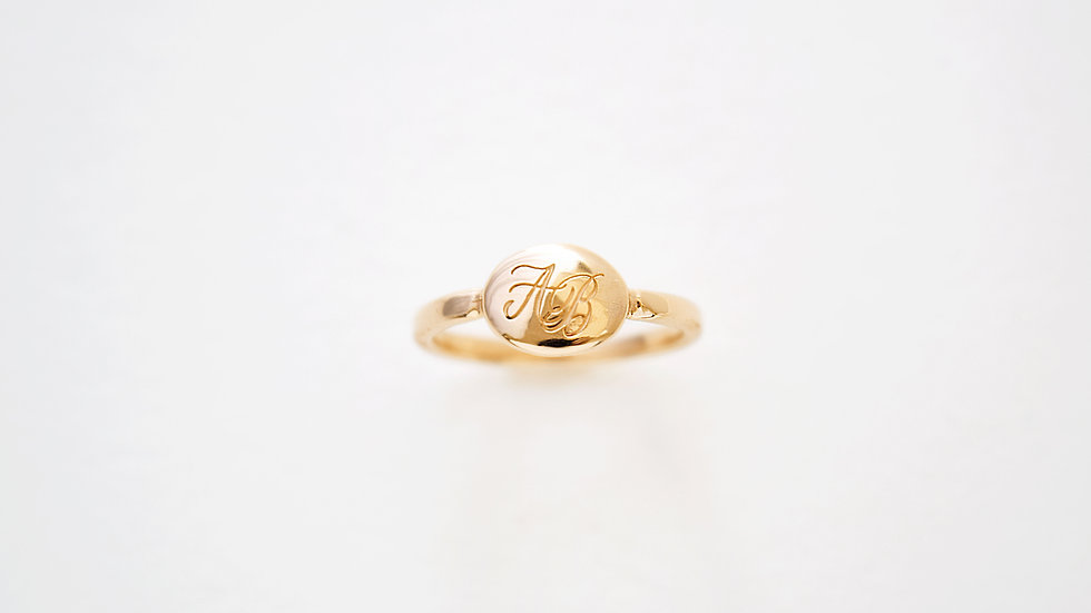 Ovale Ring 10%off